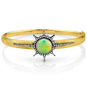 Arman Sarkisyan opal bracelet