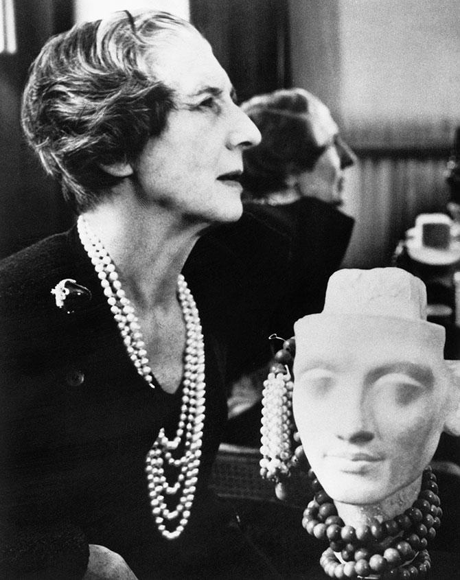 Cartier jeanne toussaint 1950s