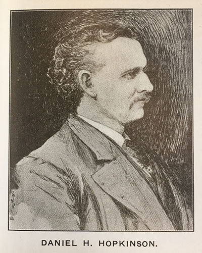 Daniel Hopkinson