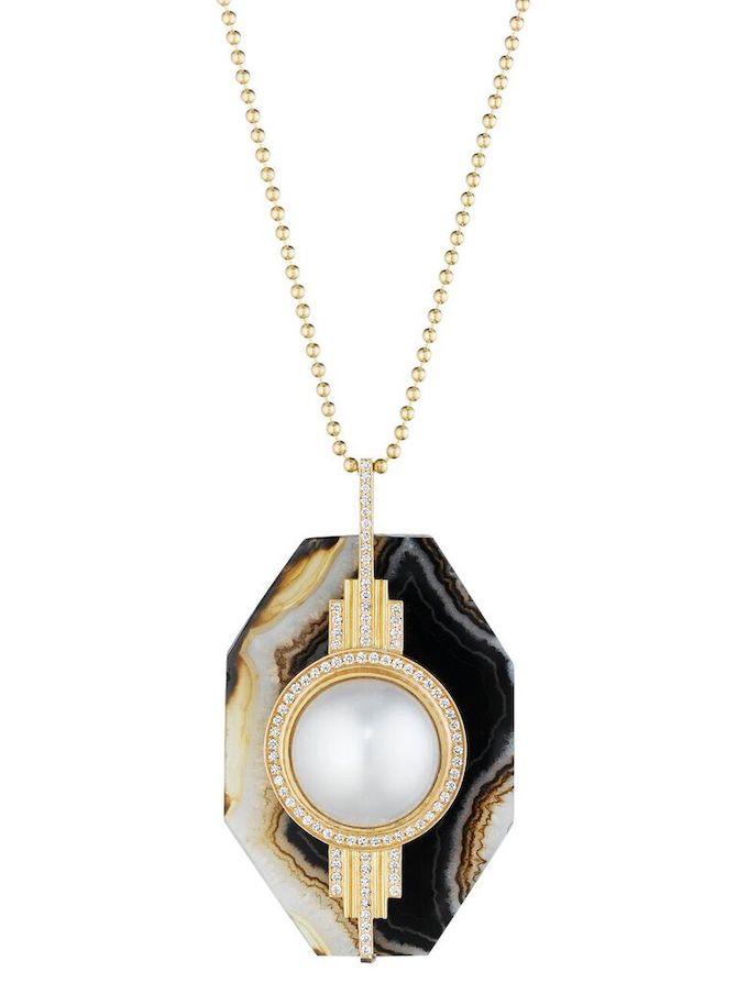 Doryn Wallach pendant