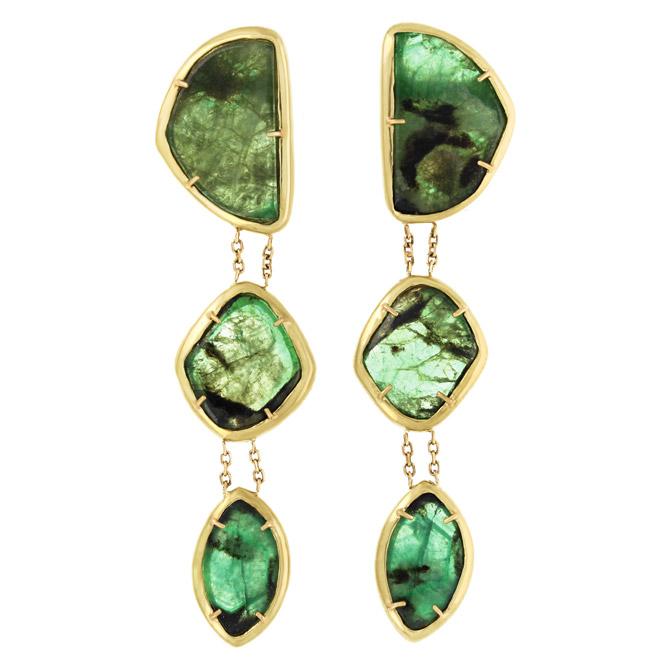 IO Collective Bridgette II earrings