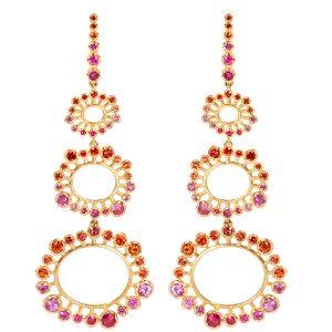 Annoushka Hidden Reef drop earrings