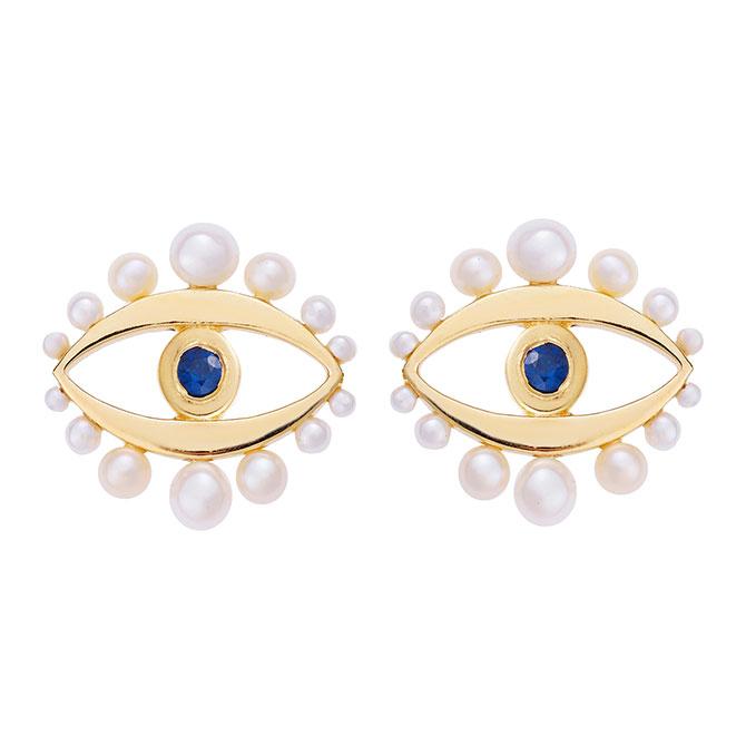 Eye M Mermaids Eyes earrings