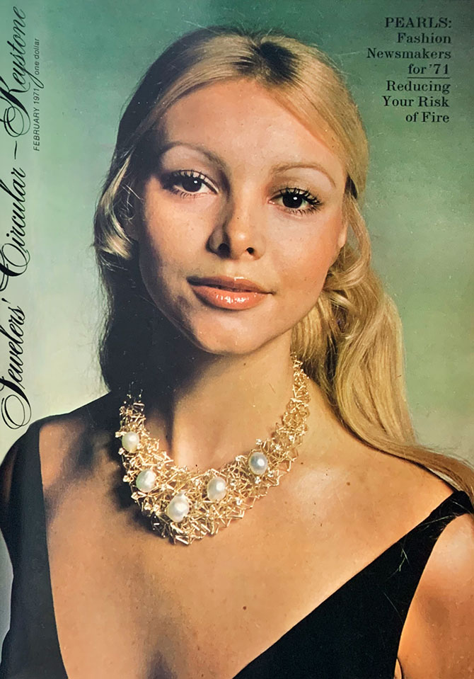 February 1971 JCK cover