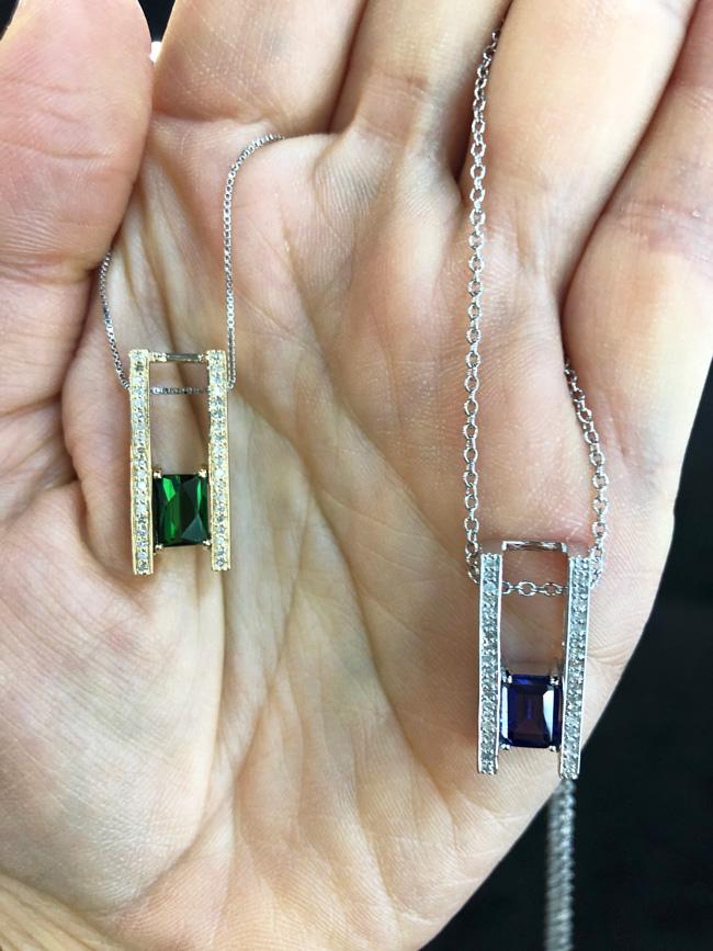 Frank Reubel Designs necklaces