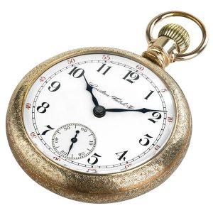 Hamilton 1906 pocket watch