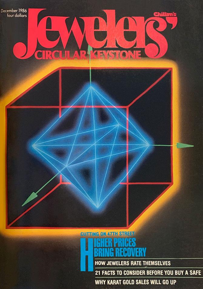 JCK december 1986 cover
