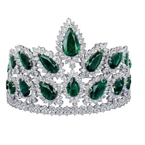 Jacob Co tiara