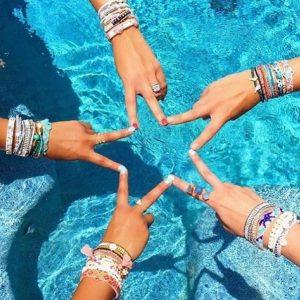 VSCO Instagram jewelry trend