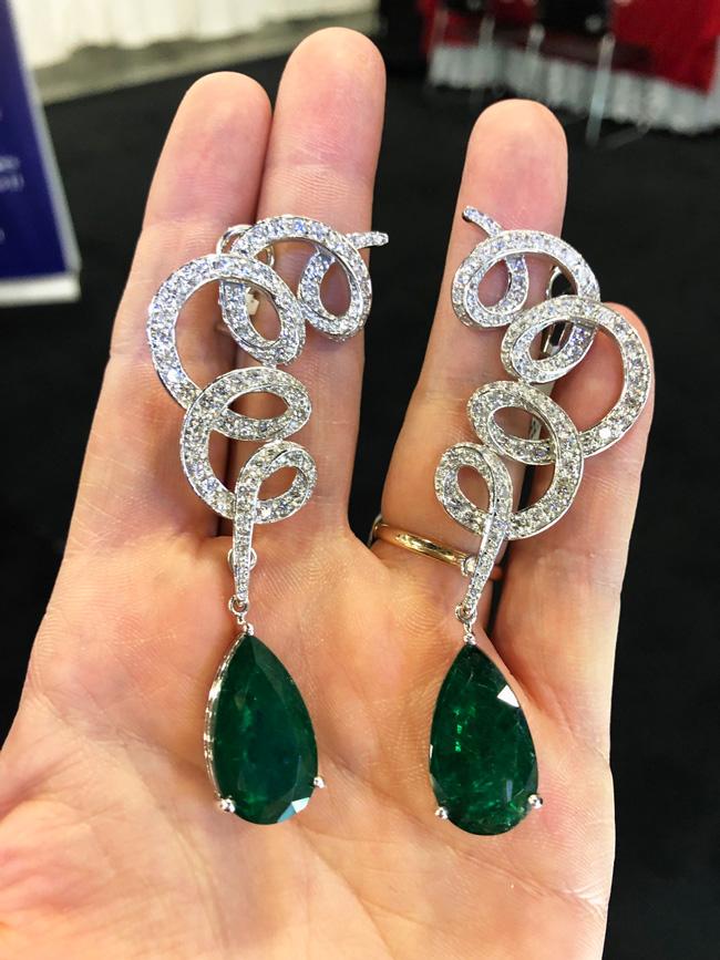 Jewels by Viomo earrings