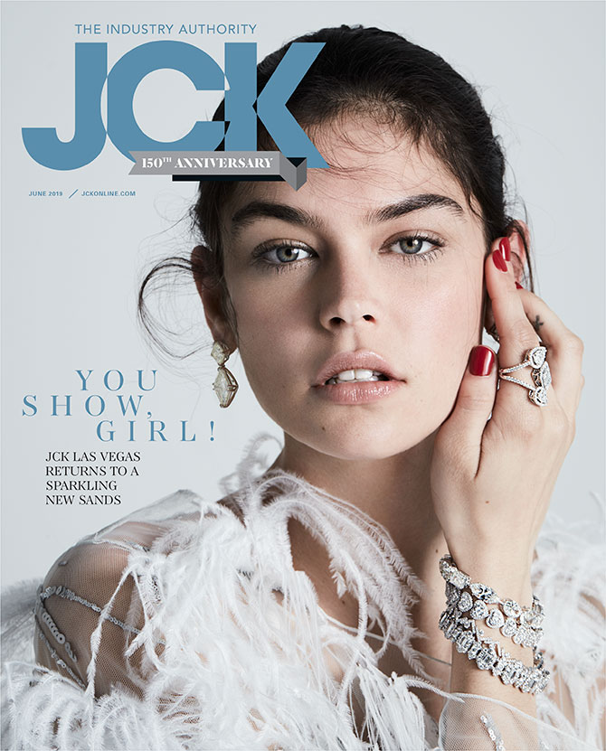 June 2019 JCK cover