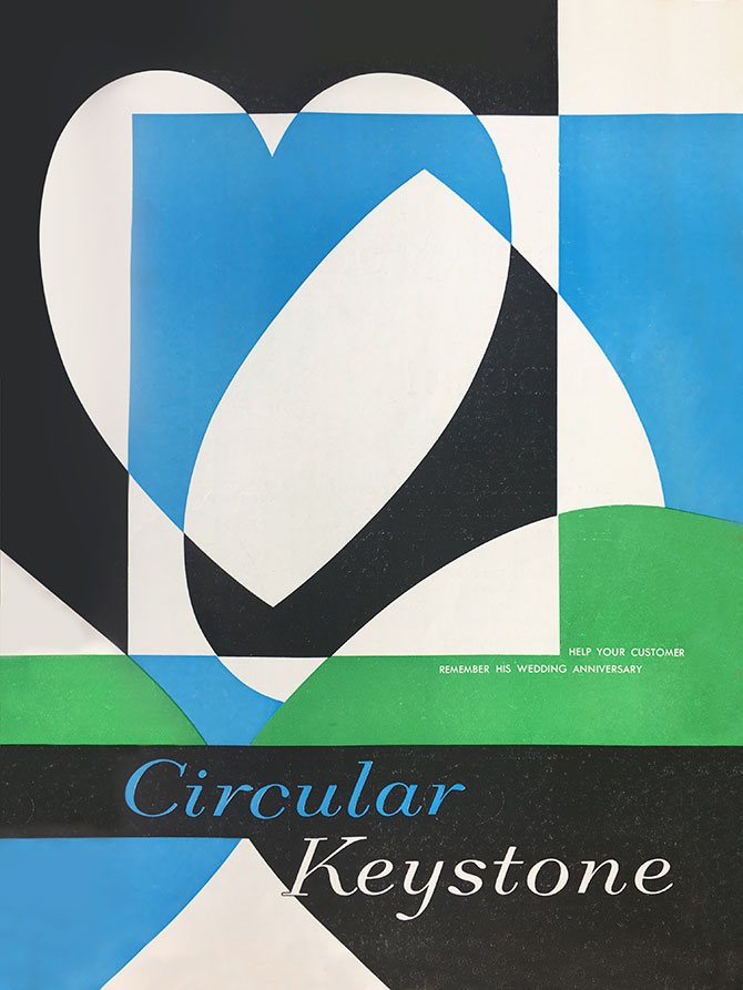 May 1958 JCK cover