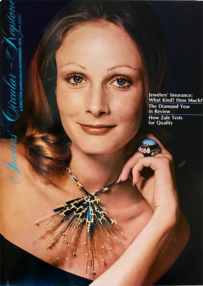 November 1972 JCK cover
