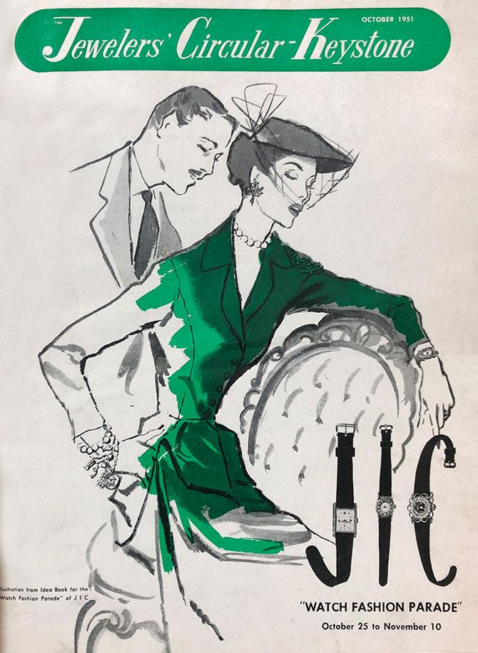 October 1951 JCK