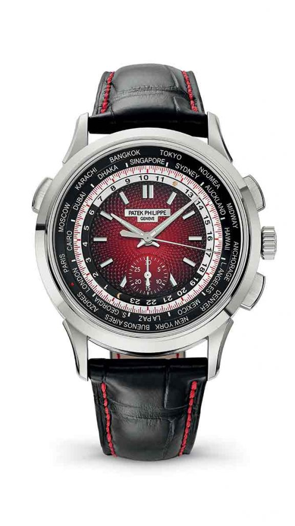 Patek Philippe Ref. 5930 World Time Chronograph Singapore 2019 Special Edition