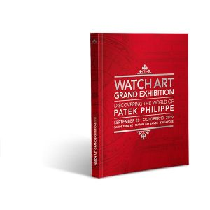 Patek Philippe Watch Art Grand Exhibition Singapore 2019 Catalogue