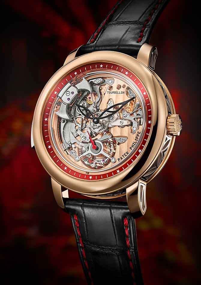 Patek Philippe Ref. 5303R Minute Repeater Tourbillon Singapore 2019 Special Edition