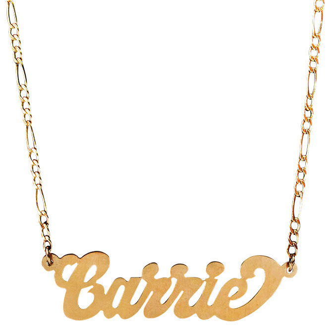 Patricia Field Carrie pendant