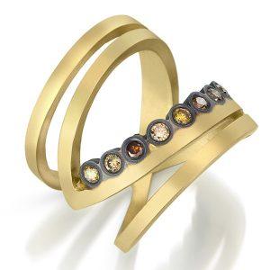 Belle Brooke Designs Constellation ring