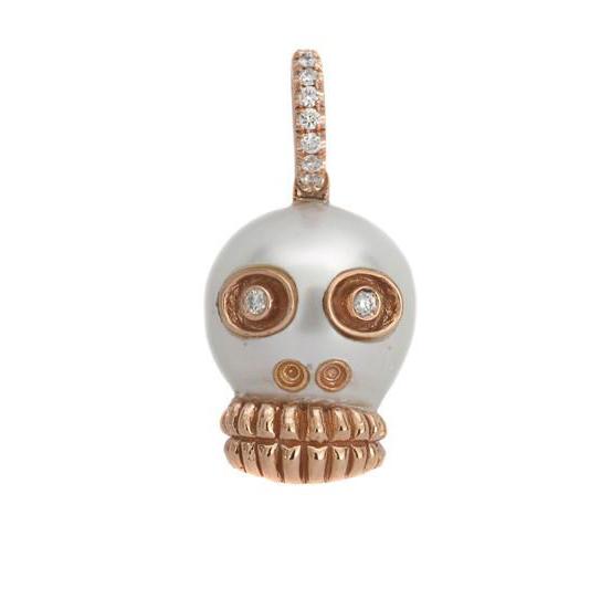 Samira 13 skull pendant