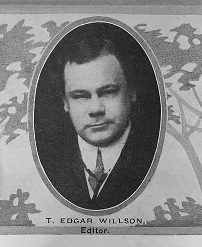 T Edgar Willson