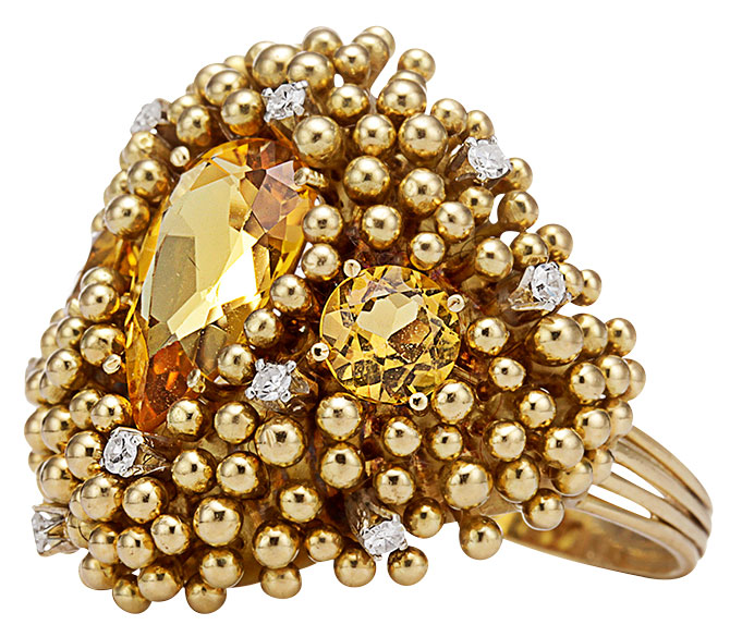 Tiffany jewel 1960s