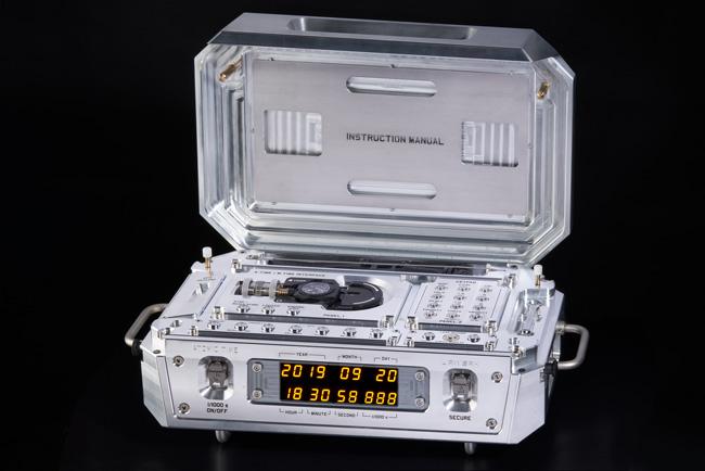 Urwerk Atomic Clock