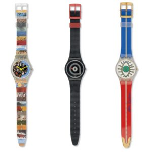 Vintage Swatch watches