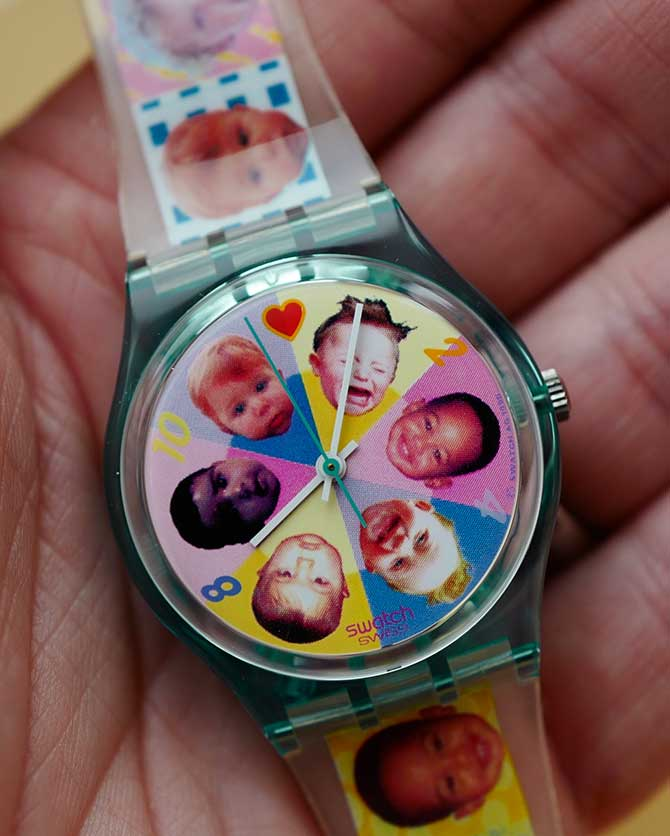 Vintage Sweet Baby swatch