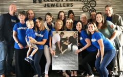 Waterfall Jewelers ribbon cutting