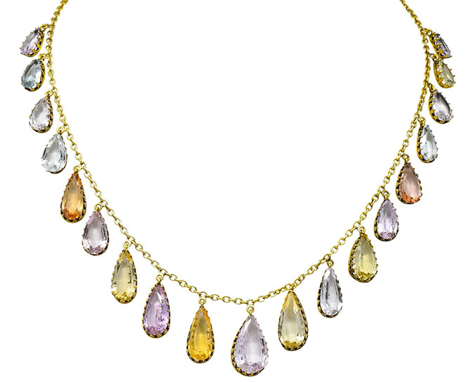 Wilson's Estate Victorian necklace