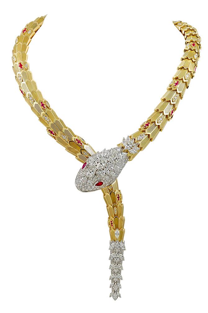 Yafa Bulgari necklace