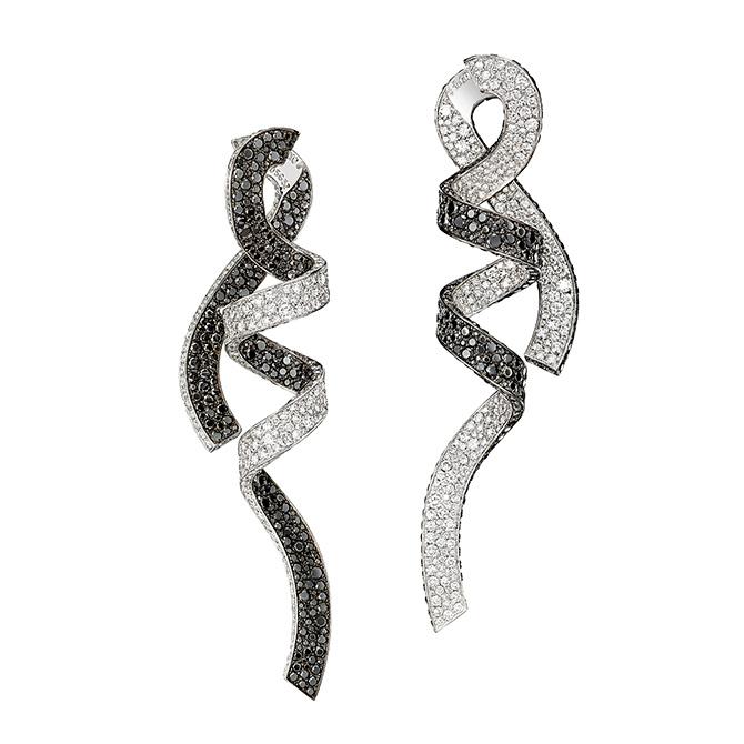 de Grisogono x Emmanuel Tarpin Earrings