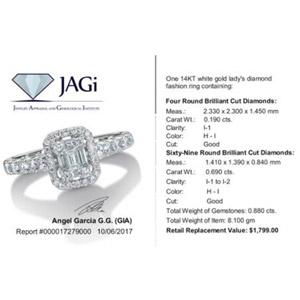 JAGi appraisal example