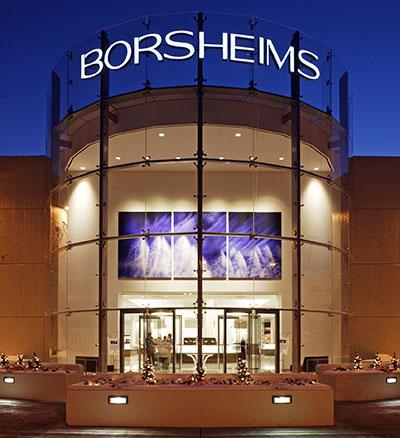 Borsheims exterior