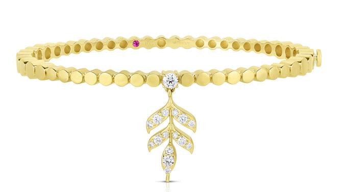 Roberto Coin Frozen 2 Wheat bracelet