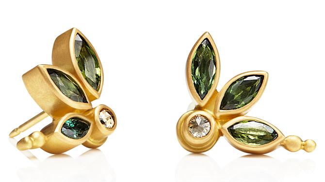 Reinstein Ross Fern earrings
