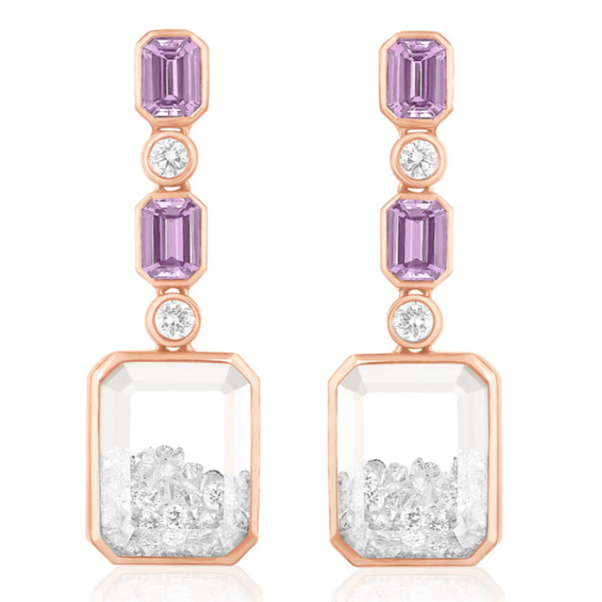 Moritz Glik Muda drop earrings