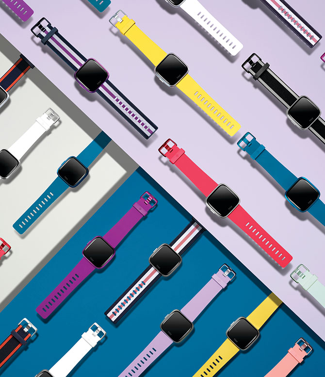 Fitbit Versa Lite colorways