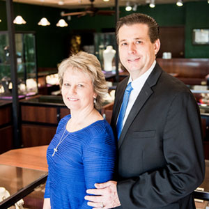 Huntington Fine Jewelers owners
