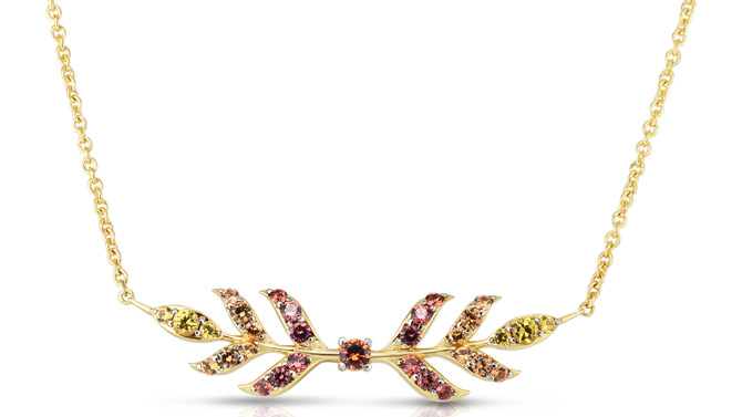 Roberto Coin Frozen 2 Wheat necklace