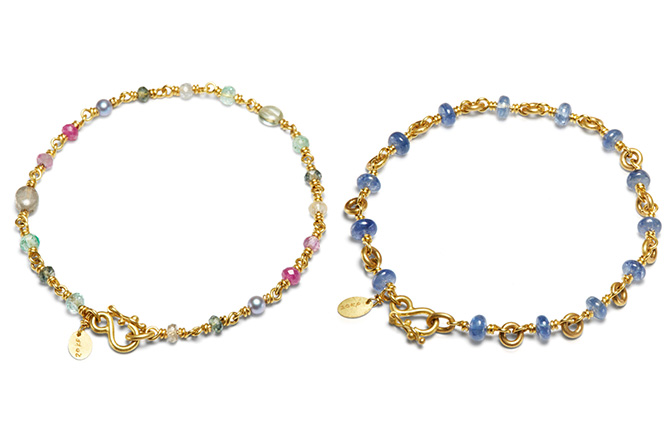 Reinstein Ross bead bracelets