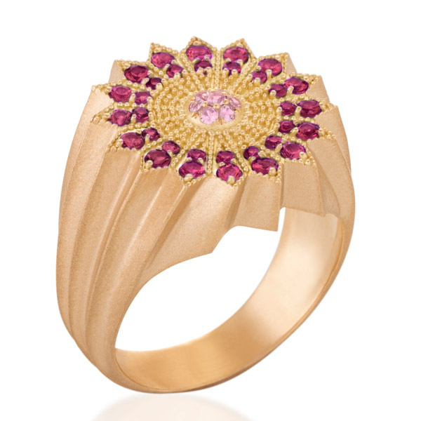 Nada G Power of Light ring