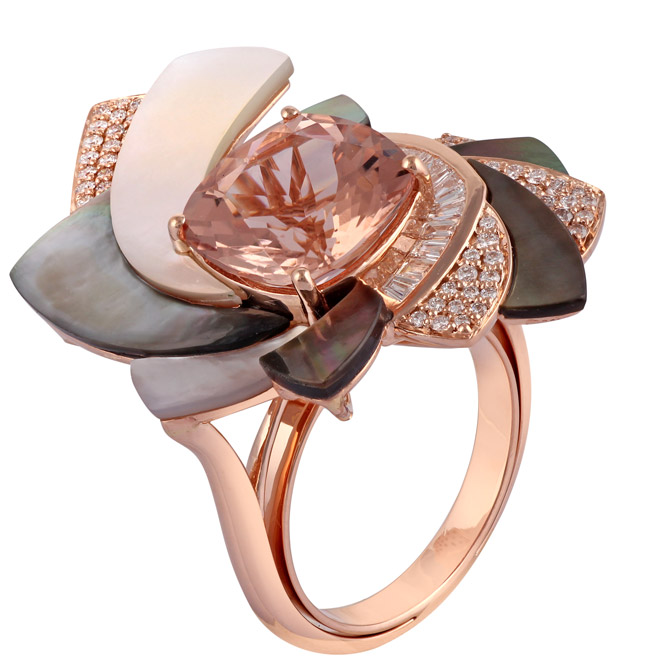 Ananya Mogra Radiating ring