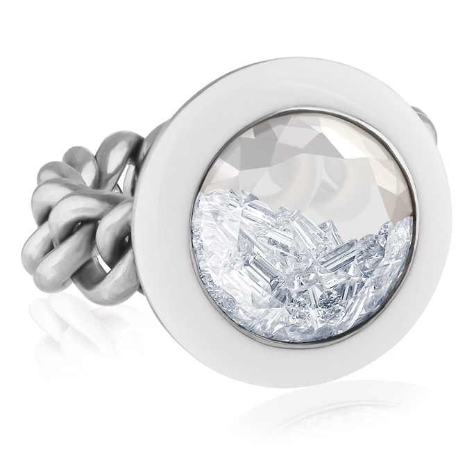 Moritz Glik Chain ring