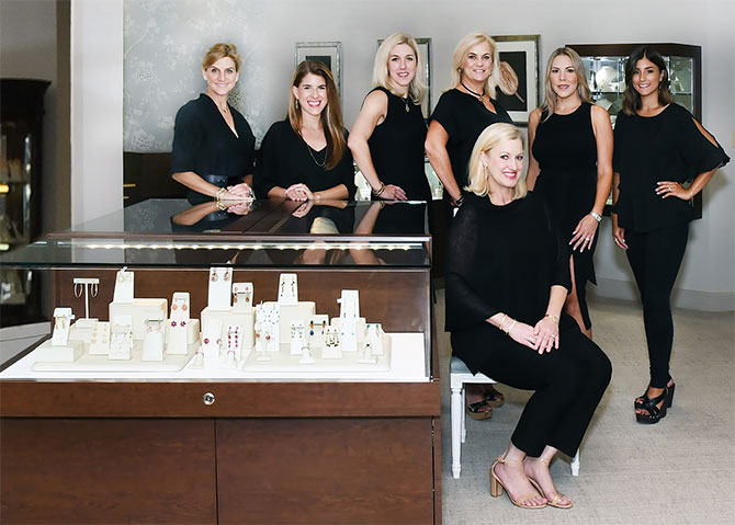 Shetler Jewelry staff