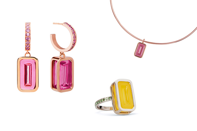 Alina Abegg Pfefferminz jewelry