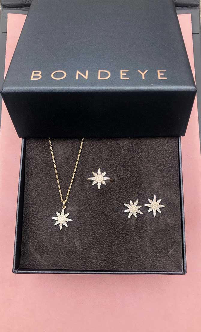 Bondeye gift set