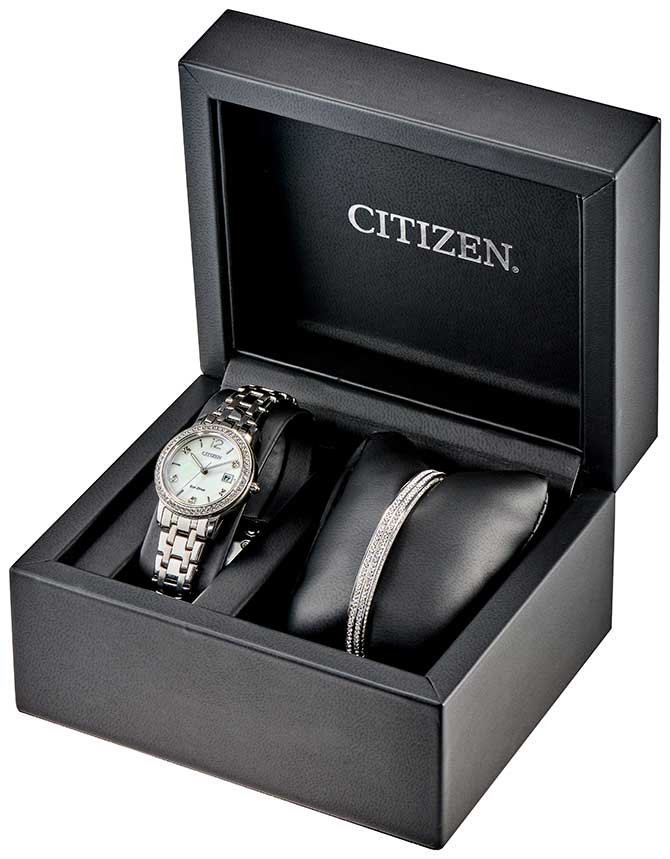 Citizen watch set
