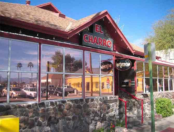 El Charro Cafe in Tucson